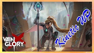 VaingloryX 5v5 gameplay - Kinetic WP - BOT lane - HunDor vainglory patch 4.2