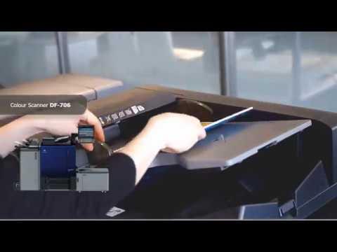 Konica Minolta ACCURIOPRESS C3080/C3080P/C3070