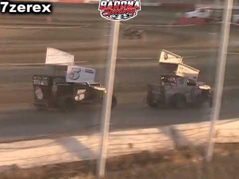 Dwarf Car Heat 2 Barona Speedway 10-20-2018