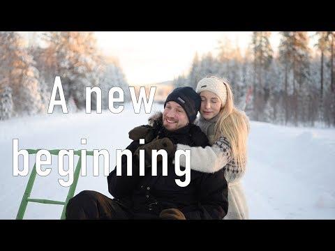 Vlog: January - A NEW BEGINNING
