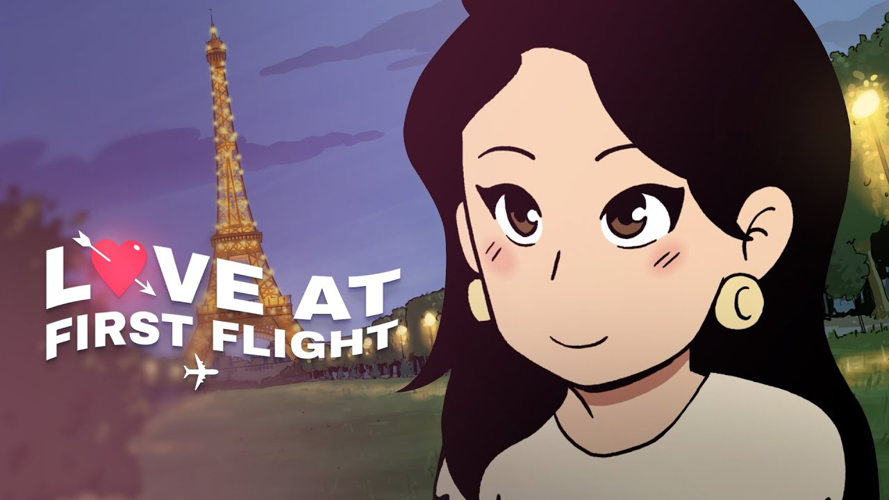 I Fell in Love on the Plane - Episode 2/3 : The Mission