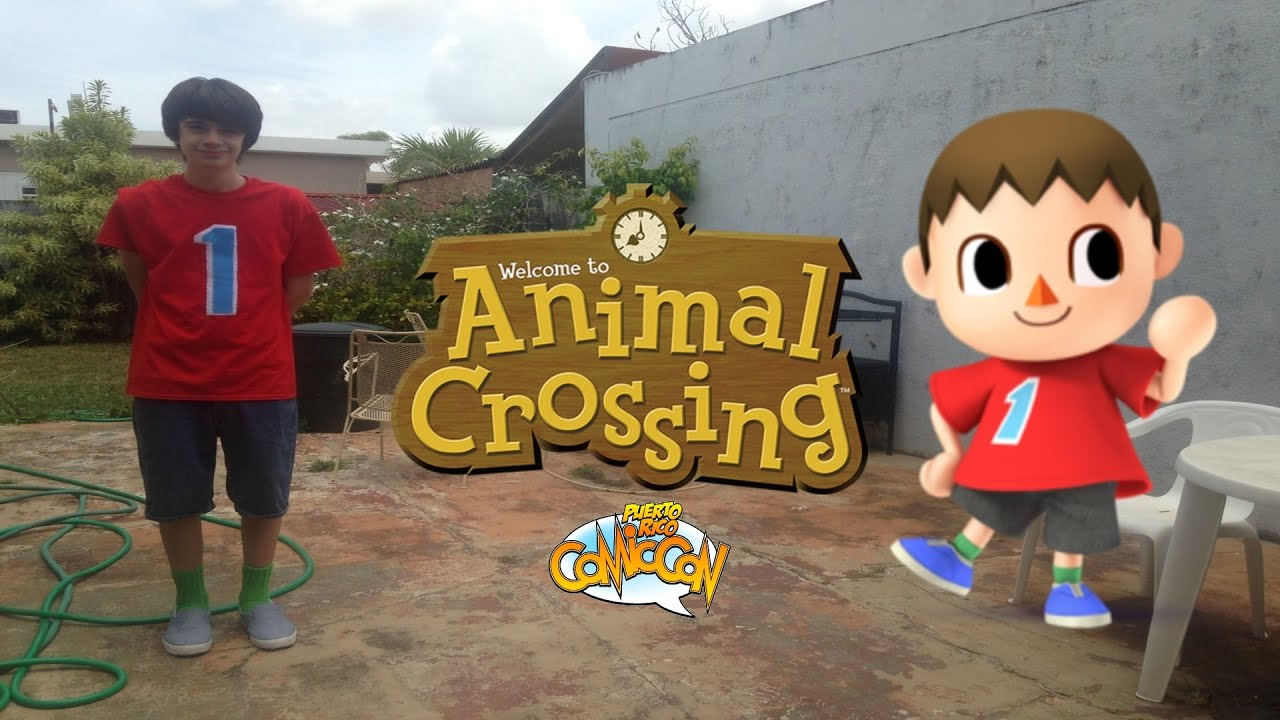 VILLAGER! Animal Crossing Cosplay for Puerto Rico Comic ...