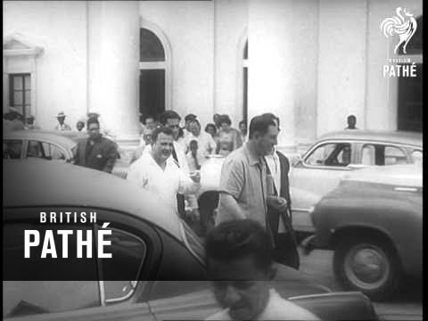 Peron Interviewed (1955)
