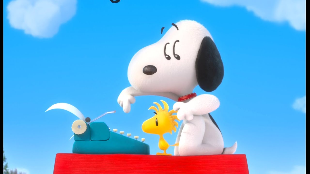 The Peanuts Movie - Snoopy Memorable Moments