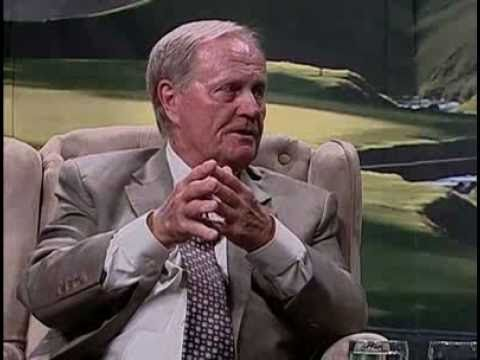 Jack Nicklaus on being a Champion