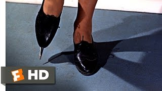 From Russia with Love (10/10) Movie CLIP - A Maid With Evil Kicks (1963) HD