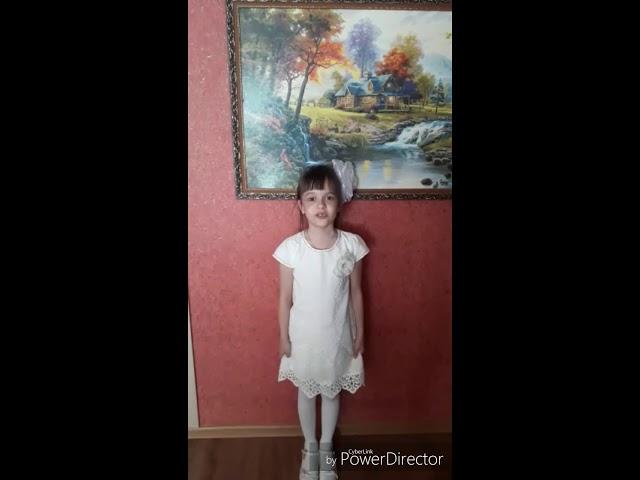 Изображение предпросмотра прочтения – ЕсенияЮнусова читает произведение «Весна» К.Кубилинскаса