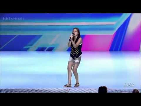 Carly Rose Sonenclar's First Audtion on The xFactor Usa at ...