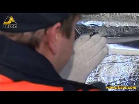Монтаж и применение конструктивной огнезащиты ET VENT