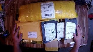 Распаковка мелких посылок с banggood.com и aliexpress.com