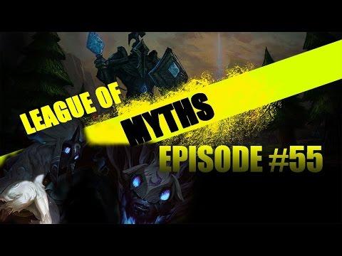 видео: [lol] Лига Мифов - Эпизод 55 - Киндред