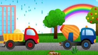 Tony the truck & construction vehicles  -Best apps for kids toddlers and children