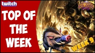 HEARTHSTONE FUNNY TOP OF THE WEEK 9