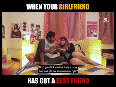 When Your Girlfriend Has A Harami BestFriend 😜