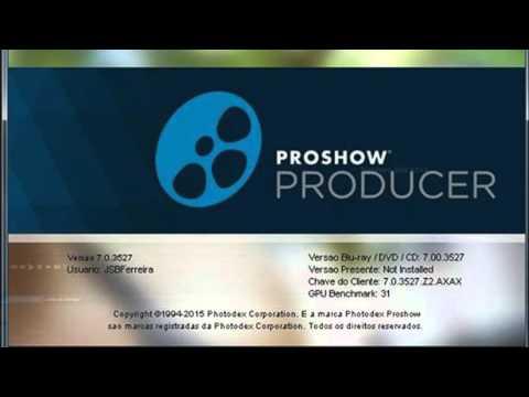 Tradução Proshow Producer 7 0 3527 by JSBFerreira