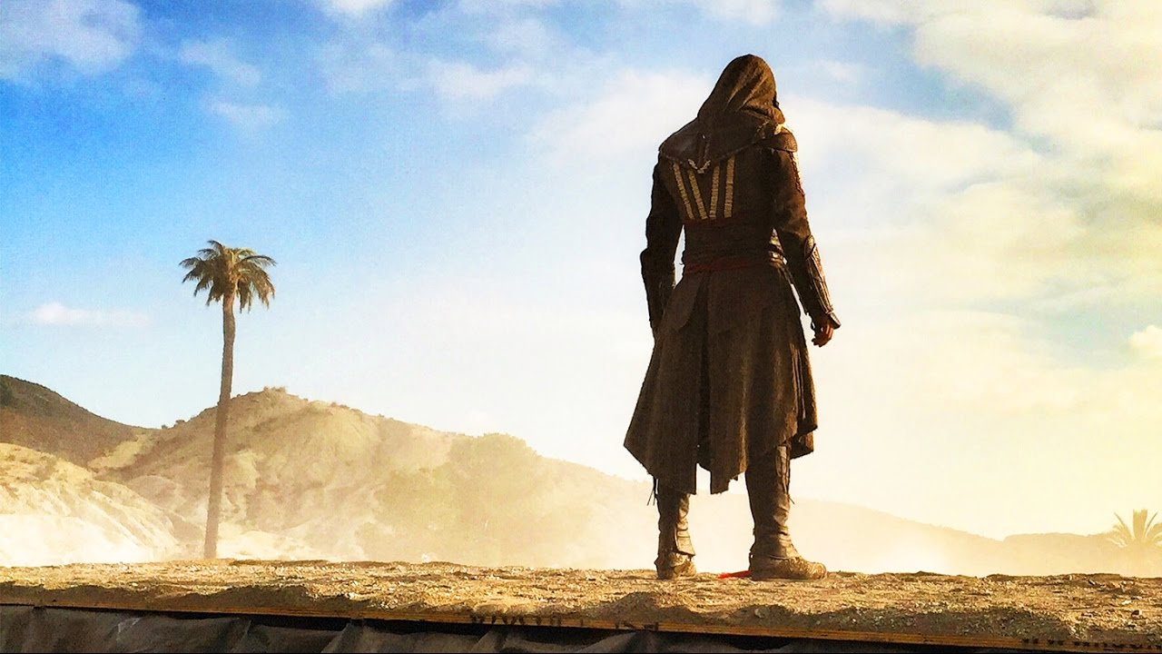 Assassin S Creed Movie Meets Parkour In Real Life Day In The Life Of A Stunt Man Youtube