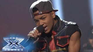 "Josh Levi Has ""sweet Dreams"" - The X Factor Usa 2013"