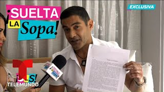 Menudo: Charlie Massó denunció a Johnny Lozada | Suelta La Sopa | Entretenimiento