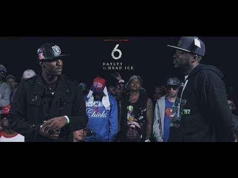 KOTD - Rap Battle - Daylyt vs Head I.C.E.