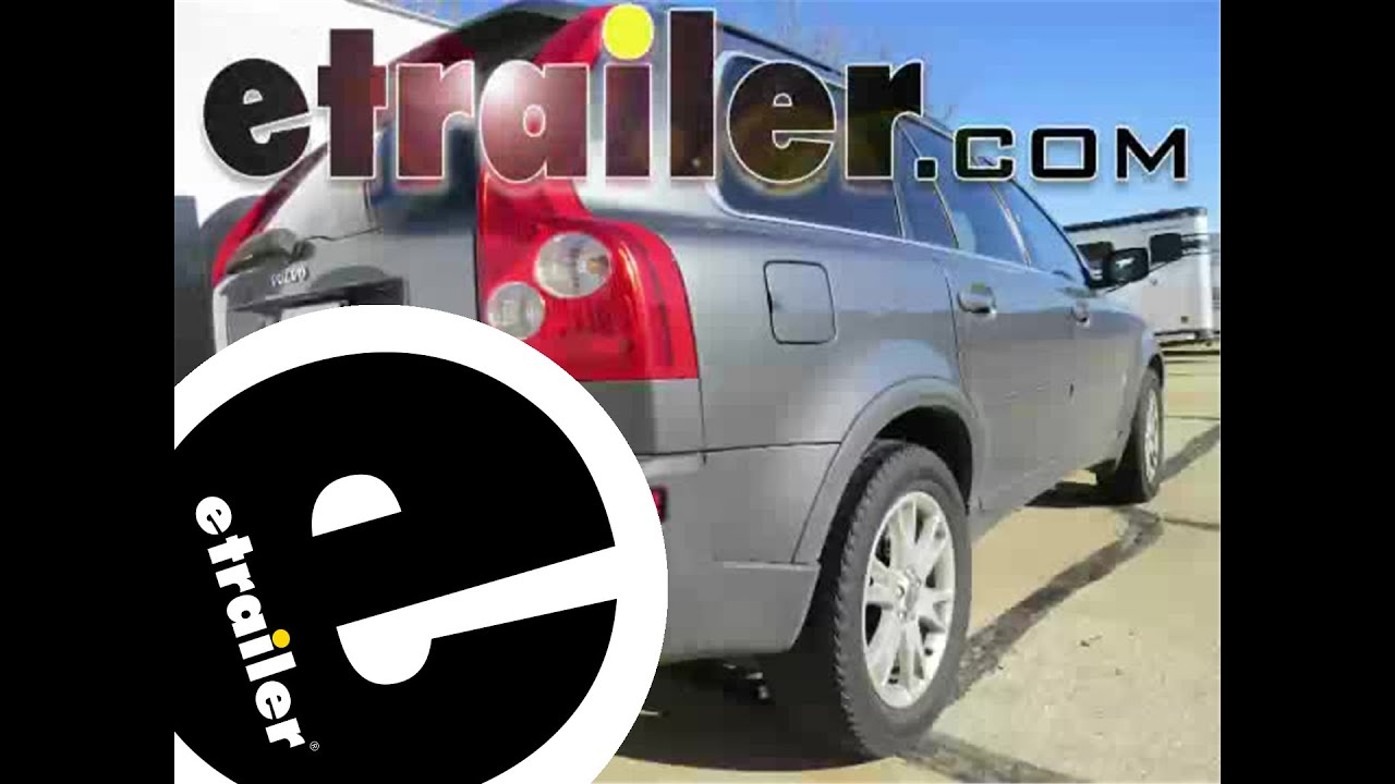 Installation of a Trailer Wiring Harness on a 2005 Volvo XC90 – Installing Trailer Wiring Harness