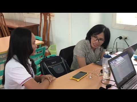 học tiếng lào tại đà nẵng - sinh viên Lào K14 đi tham quan thực tế ở