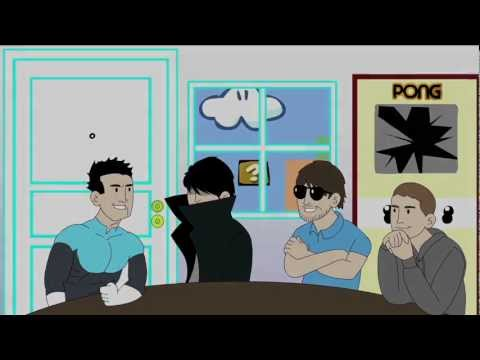 Gamers Heroes Animated Podcast: Suck My Controller Episode 22