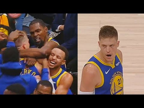 Warriors SHOCKED BY JONAS JEREBKOS GAME WINNER VS JAZZ! Warriors vs Jazz