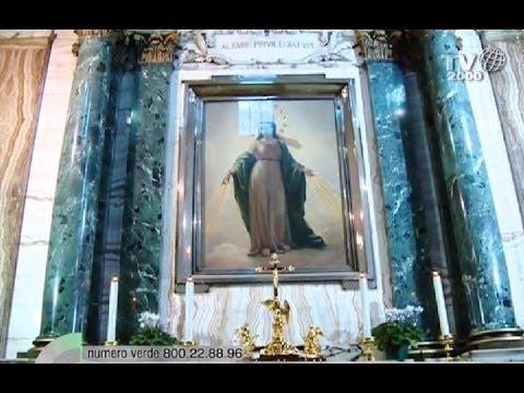 Sant Andrea Delle Fratte La Storia Dell Apparizione Ad Alphonse Marie Ratisbonne Youtube