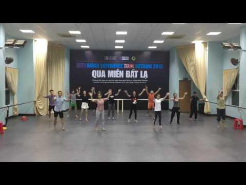 Nhóm múa Viva - Cuộc sống tươi đẹp