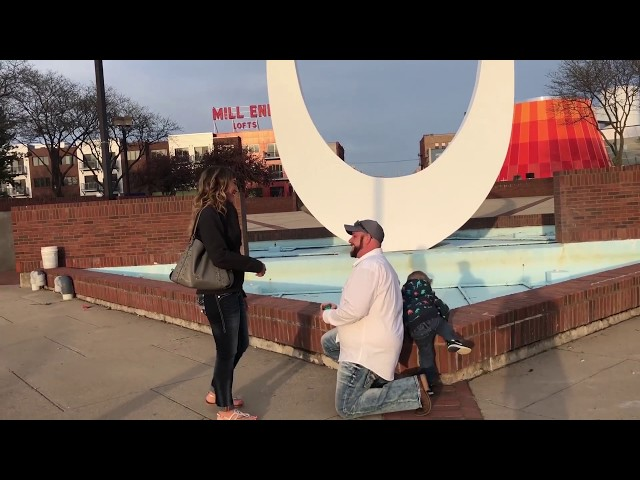 Boy Drops Pants and Pees During His Mom's Romantic Marriage Proposal    Fatherly