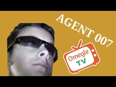 OMEGLE TV AGENT 007!!!