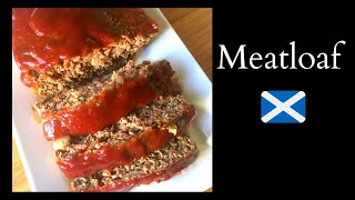 Classic American Meatloaf  Simple, Easy &amp Delicious :)