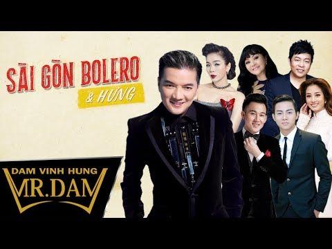 [Live 24/7] Liveshow Sài Gòn Bolero & Hưng - Đàm Vĩnh Hưng, Lệ Quyên, Quang Lê, Thu Hằng, Hoài Lâm