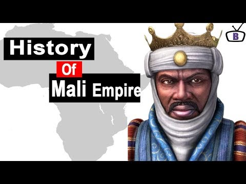 Rise and Fall of the Mali Empire