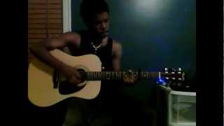 Jordin Sparks ft. Chris Brown - No Air - Acoustic Guitar Cover - @JB_theofficial