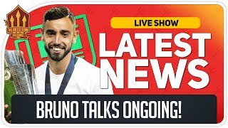 Bruno Fernandes Transfer Latest! Man Utd Transfer News