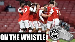 On the Whistle: Arsenal 21 Liverpool  'Champions?'
