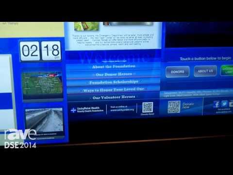 DSE 2014: Arreya Presents Its Cloud-Based Digital Signage Software for HTML5 Content