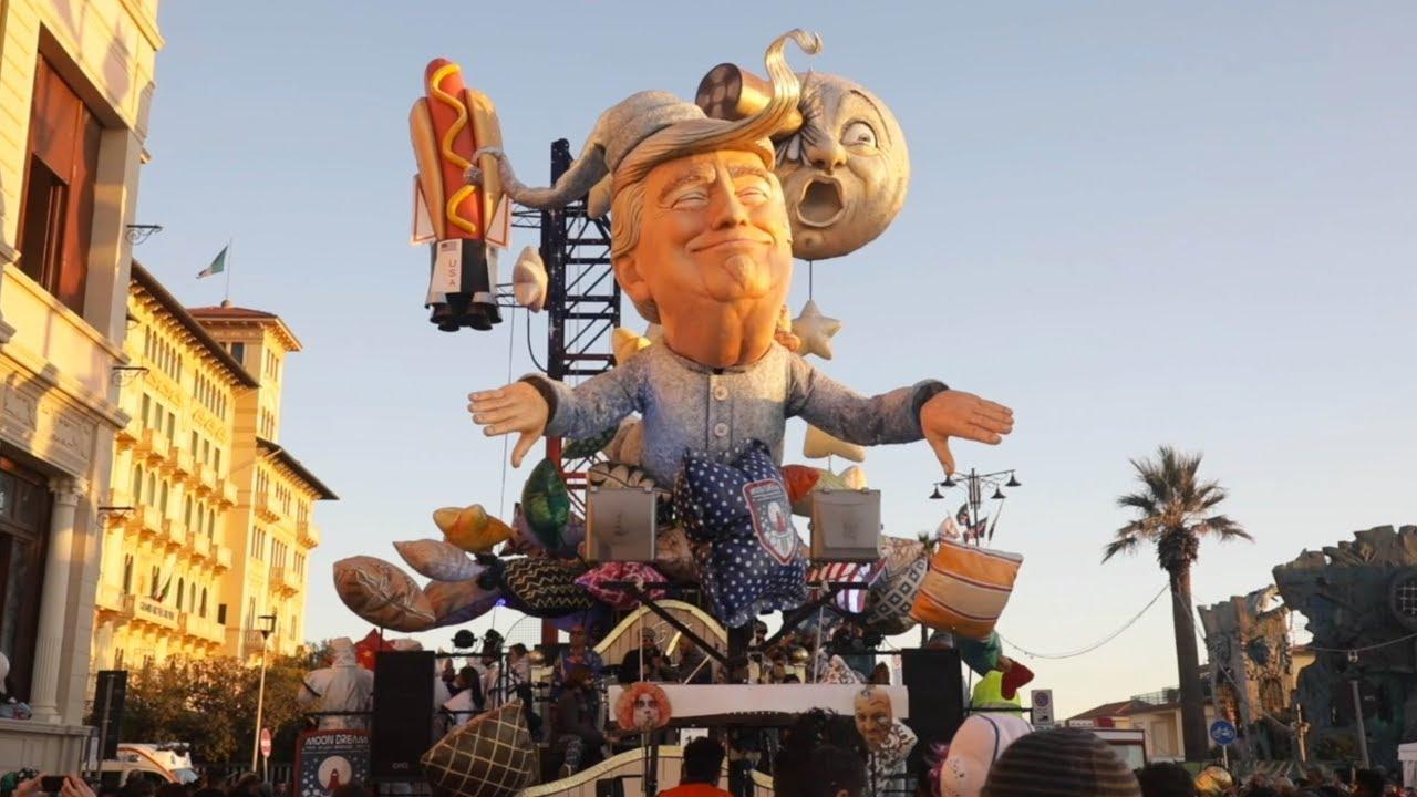 Viareggio Carnival: An inspirational festival full of creativity and  meaning - YouTube