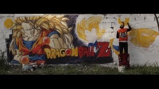 "Dragon Ball Z ""Path of the Warrior""  神と神"