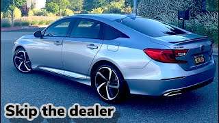 Quick fix for alignment problems on ALL 2018-2022 Honda Accord & Acura TLX MDX CIVIC & PILOT