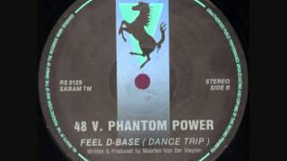 48V Phantom Power - Feel D-Base (Dance Trip) - R S Records - 1991.flv