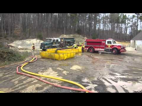 Part 9 - Rural Water Supply Drill - Chichester, New Hampshire - May 2015
