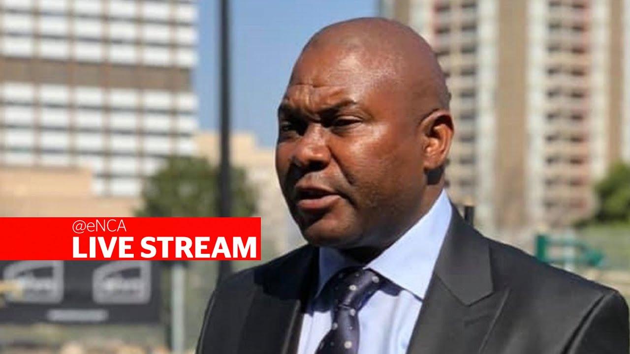 The funeral of JHB Mayor Jolidee Matongo - eNCA
