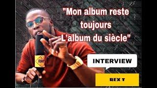 Rex T !le rap et la politique sont liés...mon album reste toujours l'album du siécle