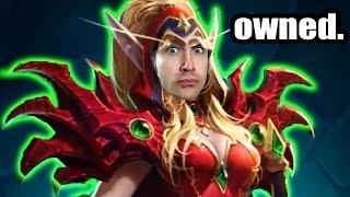 PURE OWNAGE - Is Valeera OP? (Heroes of the Storm)