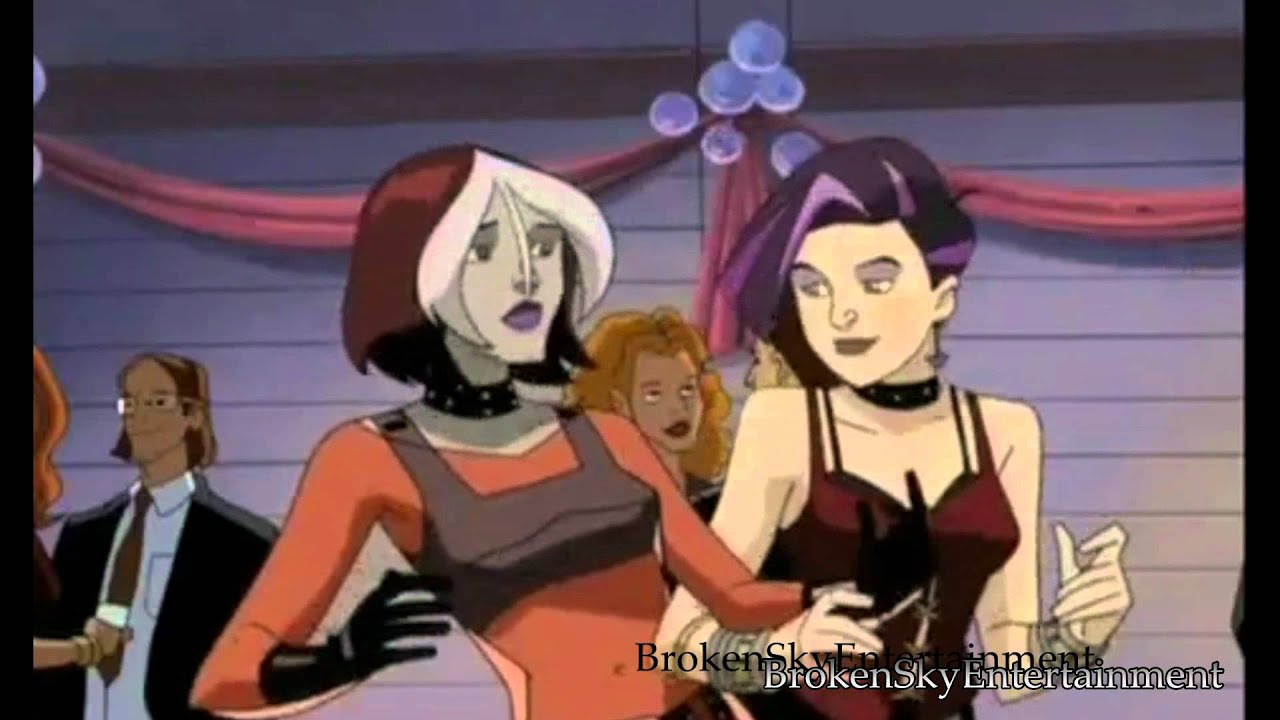 women of xmen evolution girls just wanna have fun youtube