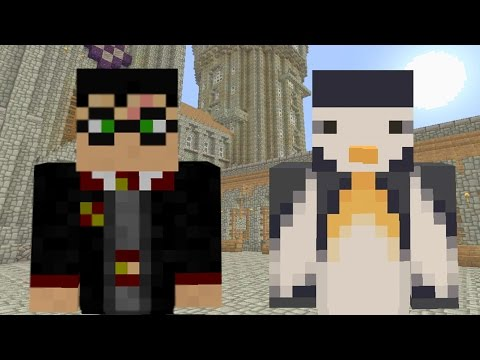 Minecraft Xbox - Murder Mystery - Hogwarts - I'M THE MURDERER!