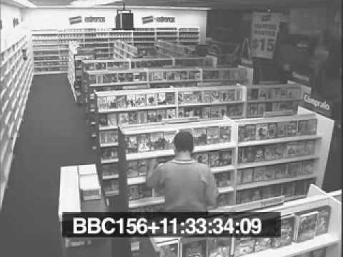 Blockbuster Assombrada - Vídeos de Terror