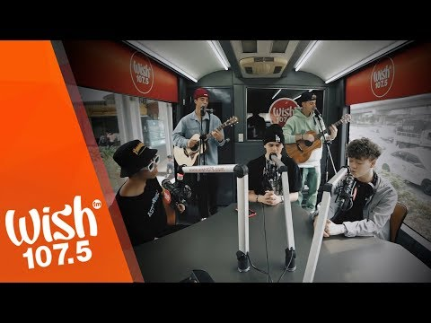 """Why Don't We performs """"What Am I"""" LIVE on Wish 107.5 Bus"""
